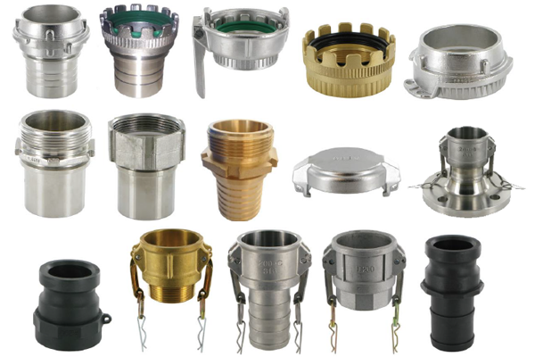 Accessories for industrial pipes